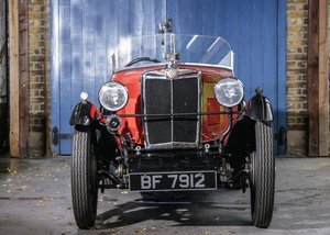1930 MG M-Type Roadster SOLD by Auction