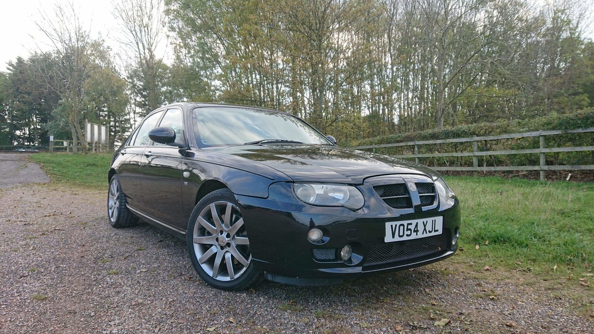 2004 MG ZT 260 4.6 V8 RWD MANUAL VERY RARE CAR For Sale (picture 1 of 5)