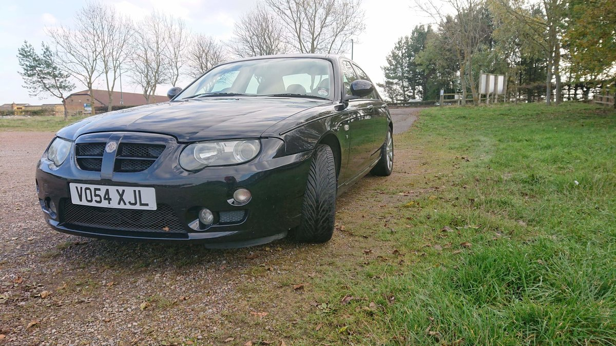 2004 MG ZT 260 4.6 V8 RWD MANUAL VERY RARE CAR For Sale (picture 3 of 5)