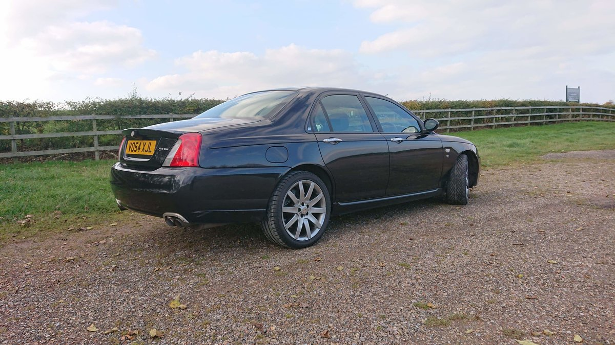 2004 MG ZT 260 4.6 V8 RWD MANUAL VERY RARE CAR For Sale (picture 4 of 5)