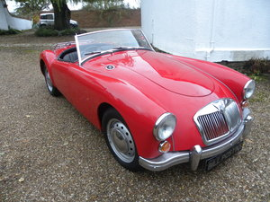 1962 MGA 1600 MK I ROADSTER   RESTORED. For Sale