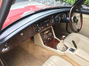 1969 MGB GT 2+2 With Overdrive For Sale (picture 4 of 6)