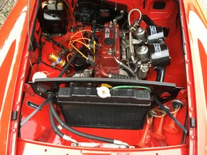 1969 MGB GT 2+2 With Overdrive For Sale (picture 5 of 6)