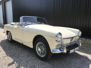 1969 MG Midget Mklll (pre-face lift model) SOLD