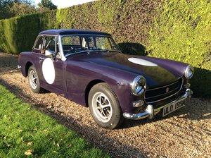 1973 MG Midget Mk111 1275 RWA SOLD
