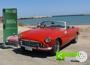 1965 MG B 1800 SPIDER OMOLOGATA ASI For Sale