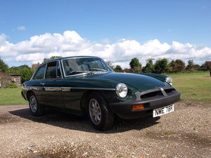 1976 MGB GT An Everyday Classic For Sale