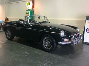 1971 MG Roadster, with overdrive.  *DEPOSIT TAKEN*