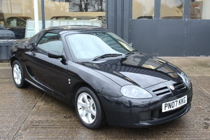 2007 MGTF 115, HARDTOP, 7000 MILES, 1 OWNER, SUPER CONDITION