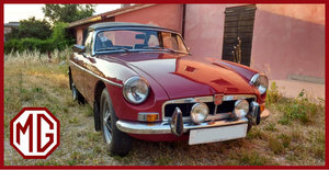 Picture of 1972 MG B Roadster