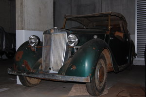 1949 MG YT Tourer Convertible. Rare opportunity.