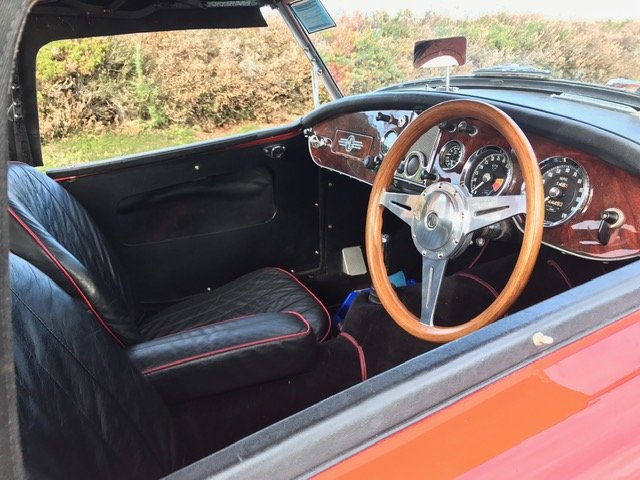 1962 MGA MKII Roadster. Supercharged & Stage II Engine 5 Spd 'Box For Sale (picture 3 of 6)