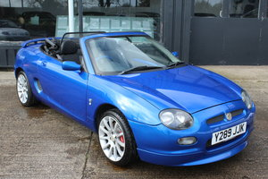 2001 MGF TROPHY 160, 79K MILES, NEW HEADGASKET,BELT&PUMP For Sale