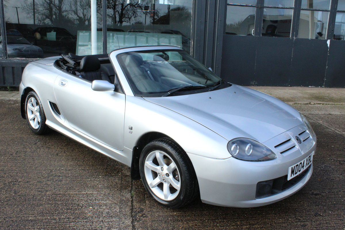 2004 MGTF 135, 37K MILES, SUPERB CONDITION For Sale (picture 1 of 6)