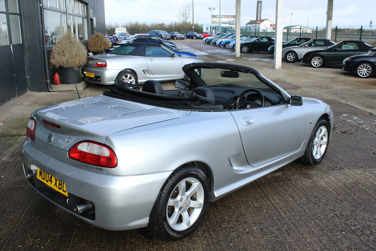 2004 MGTF 135, 37K MILES, SUPERB CONDITION For Sale (picture 2 of 6)