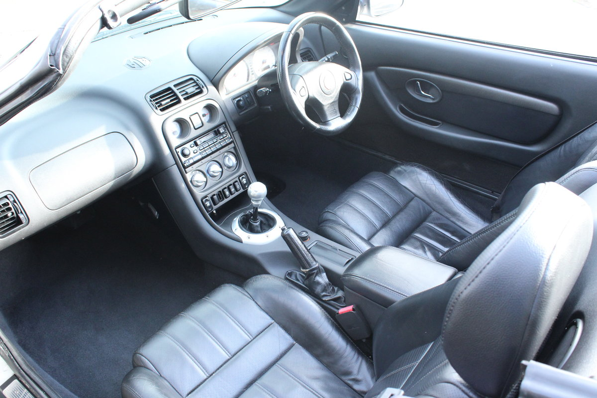 2004 MGTF 135, 37K MILES, SUPERB CONDITION For Sale (picture 3 of 6)
