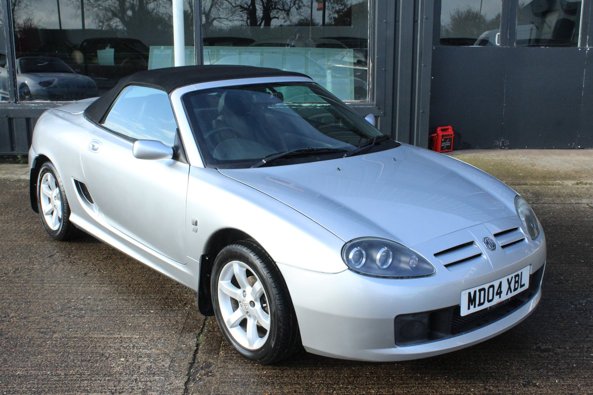 2004 MGTF 135, 37K MILES, SUPERB CONDITION For Sale (picture 5 of 6)