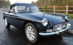 1976 MGB Roadster With Overdrive , Exceptional Condition SOLD
