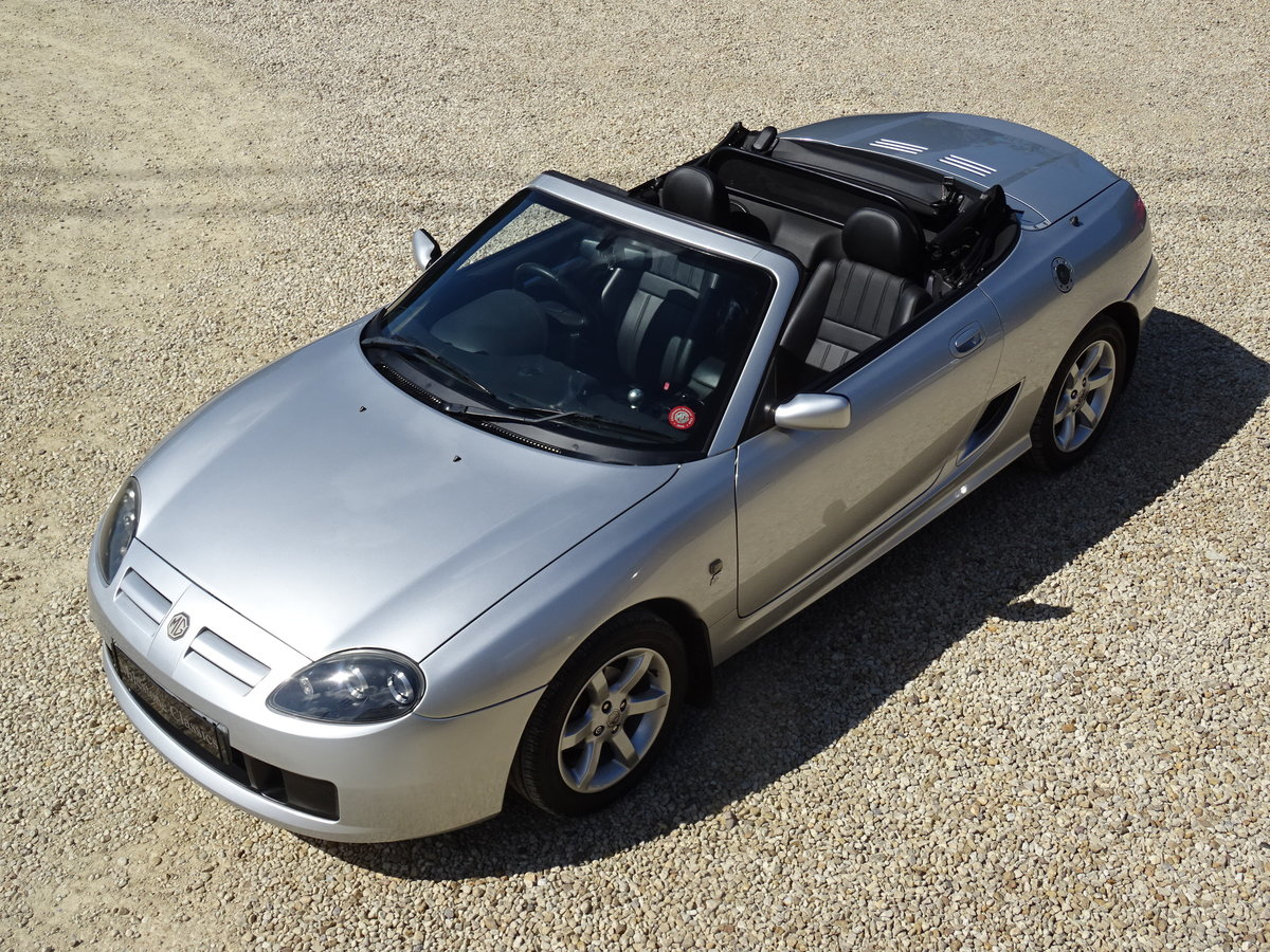 2003 MG TF 135 – FSH/Low Mileage/Matching Numbers  SOLD (picture 1 of 6)
