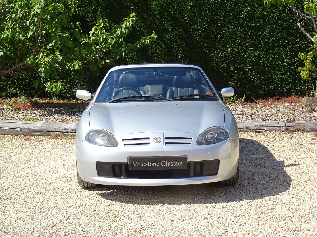 2003 MG TF 135 – FSH/Low Mileage/Matching Numbers  SOLD (picture 6 of 6)