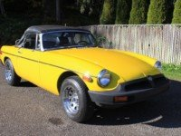 1980 MG MGB Convertible Roadster Yellow Driver Manual $11.9k For Sale