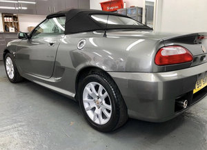 2005 mgtf Completely original off the line condition  For Sale