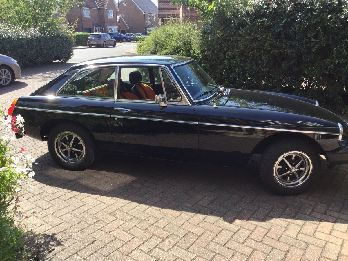 1980 MGB GT Most unusual For Sale (picture 1 of 6)