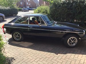 1980 MGB GT Most unusual For Sale