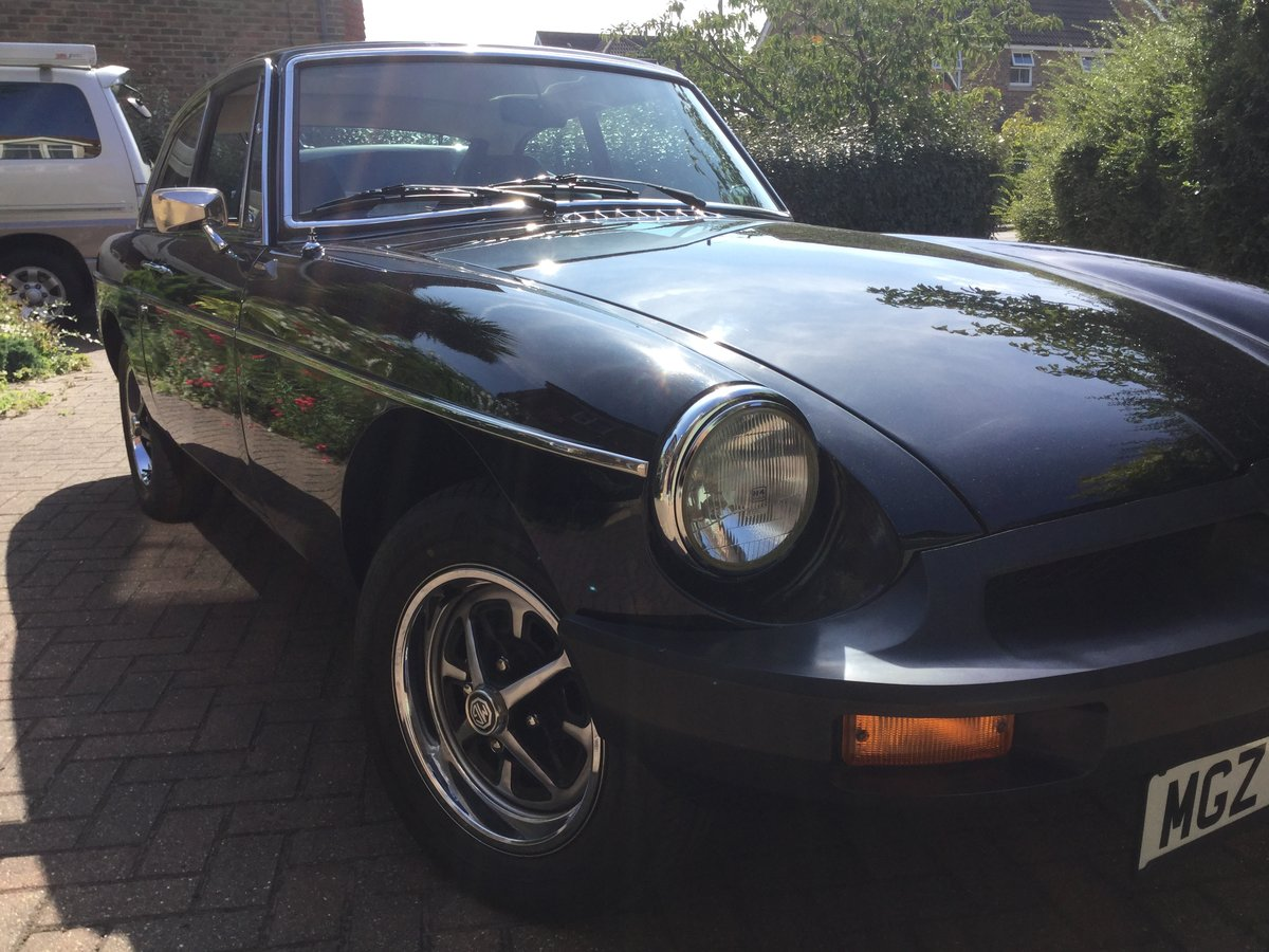 MGB GT 1980  For Sale (picture 2 of 6)