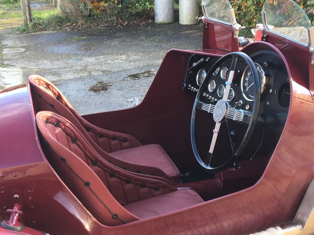 1936 Coming Soon - Fully Restored MG TA Pointed Tale Special For Sale (picture 5 of 6)