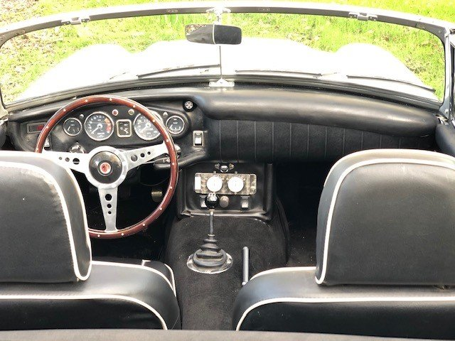 MGC, 1969 For Sale (picture 4 of 6)