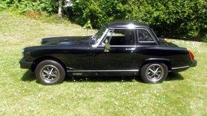 1982 MG MIDGET 1500 SPORT LTD EDT For Sale