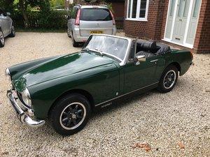 1972 MG Midget  1275 RWA For Sale