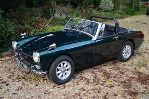 1974 Mg midget 1275cc  For Sale