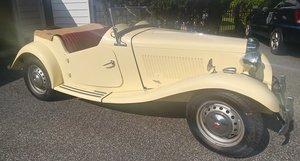1951 MGTD  For Sale
