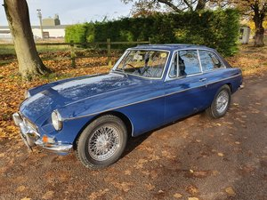 MGB-GT 1966 For Sale