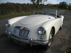 1958 MGA 1500 Roadster For Sale