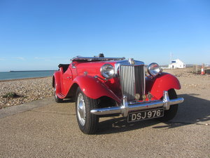1953 MG TD 1959 5 Speed For Sale