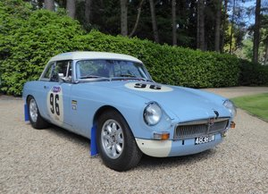 1964 MGB  Rare and versatile race and rally car For Sale