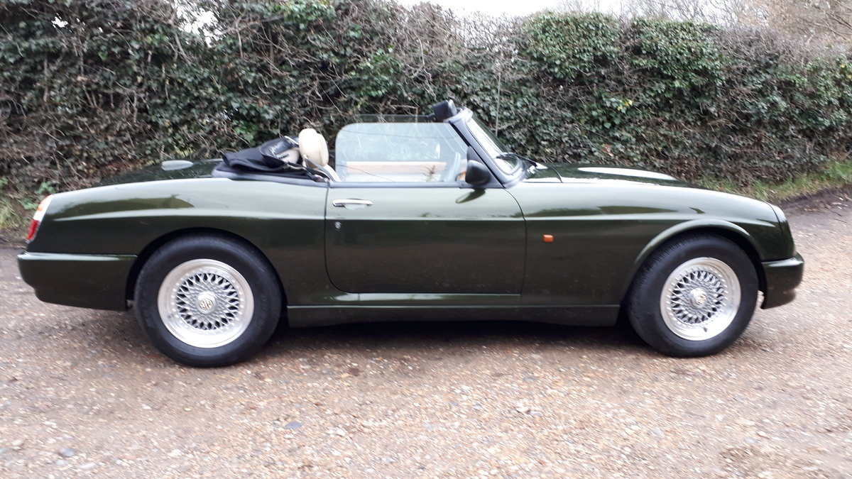 1994 MG Rover RV8  For Sale (picture 1 of 6)