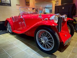 Picture of 1935 MG PA ROADSTER RHD - STUNNING CLASSIC - POSS PX SOLD