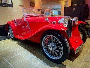 1935 MG PA ROADSTER RHD - STUNNING CLASSIC - POSS PX SOLD