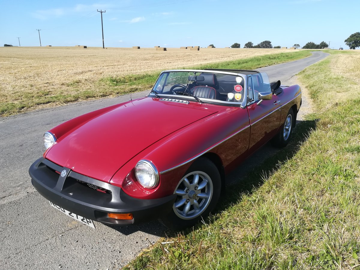 1976 MGB Roadster For Sale (picture 1 of 6)
