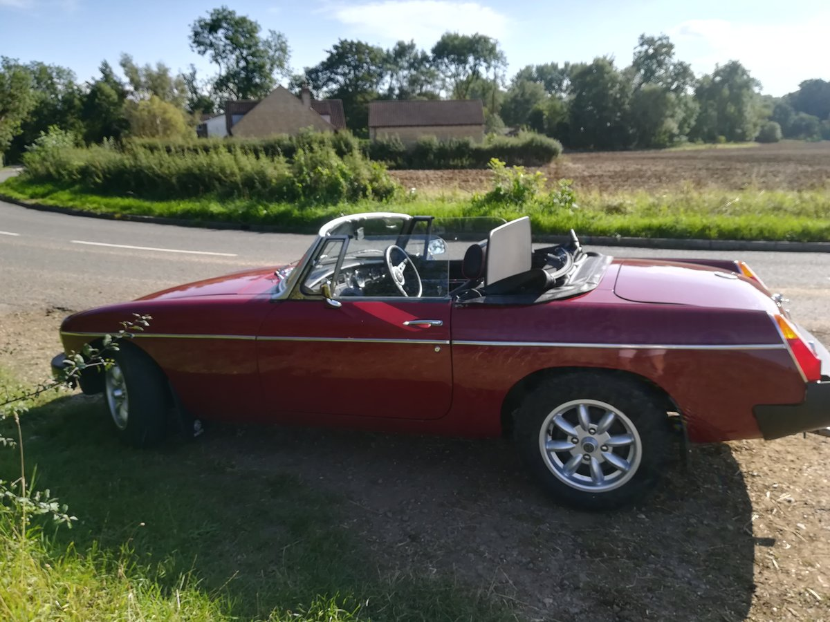1976 MGB Roadster For Sale (picture 3 of 6)
