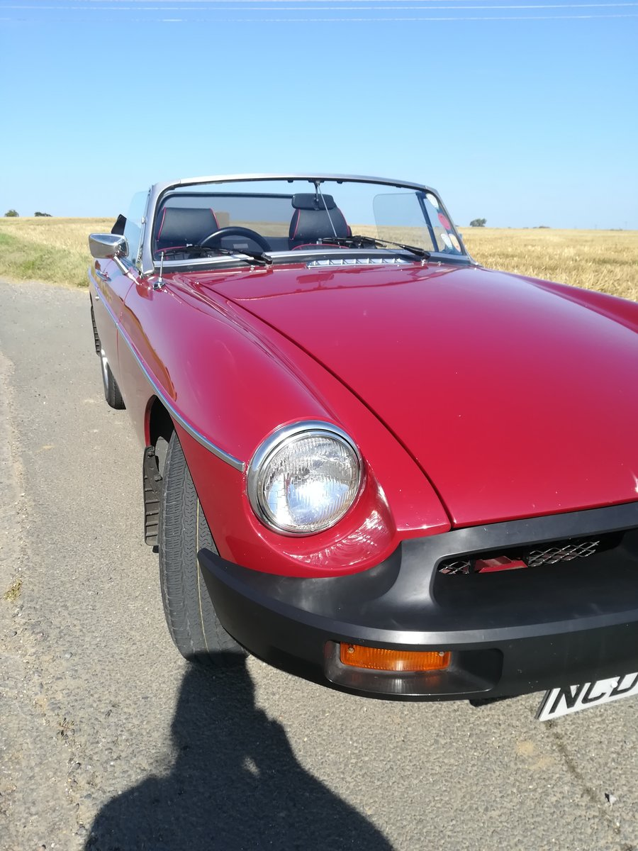 1976 MGB Roadster For Sale (picture 5 of 6)
