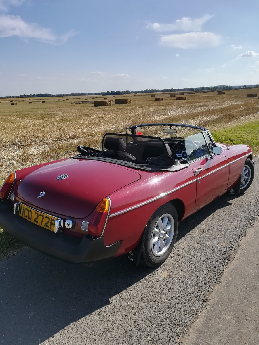 1976 MGB Roadster For Sale (picture 6 of 6)