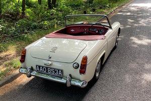 MG Midget RARE early 1963
