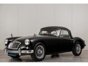 1959 MG A MGA Coupé For Sale