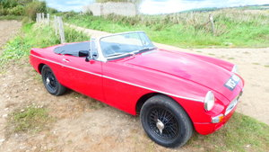 1963 MGB PULL HANDLE ROADSTER For Sale