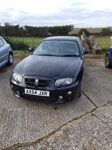 2004 Zt 190 v6.1 year mot possible deal for Rover/Alfa